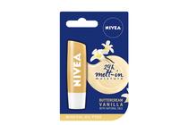 Балсами и стикове за устни » Балсам за устни Nivea Vanilla Buttercream