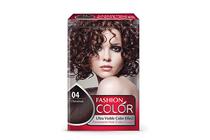 Бои за коса и оцветяващи продукти » Боя за коса Rubelia Fashion Color, 04 Chestnut
