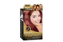 Бои за коса и оцветяващи продукти » Боя за коса Rubelia Premium Fashion, 6.56 Deep Mahogany