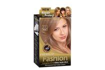 Бои за коса и оцветяващи продукти » Боя за коса Rubelia Premium Fashion, 7.1 Medium Ash Blonde