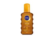 Козметика за защита от слънце » Олио Nivea Tanning Oil Spray SPF 6