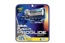 Ножчета и аксесоари за бръснене » Ножчета Gillette Fusion ProGlide, 4-Pack