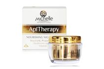 Козметика против бръчки и стареене на кожата » Нощен крем Nature Vie ApiTherapy Intensive Night Cream
