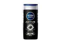 Душ гелове за мъже » Душ гел Nivea Men Active Clean Shower Gel, 250 ml