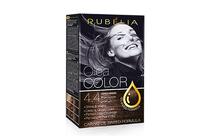 Бои за коса и оцветяващи продукти » Боя за коса Rubelia Olea Color, 4.4 Copper Brown