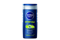 Душ гелове за мъже » Душ гел Nivea Men Energy Shower Gel, 250 ml