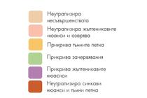 Фон дьо тен, коректори » Коректор Golden Rose Correct & Conceal Camouflage Cream Palette