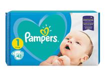 Бебешки пелени » Пелени Pampers New Baby New Born, 43-Pack