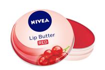 Балсами и стикове за устни » Балсам за устни Nivea Lip Butter Red