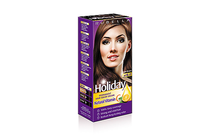 Бои за коса и оцветяващи продукти » Боя за коса Rubelia Holiday, 6.0 Light Brown