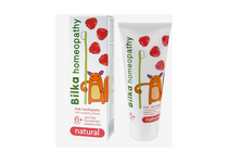 Детски пасти за зъби » Паста за зъби Bilka Homeopathy NATURAL 6+
