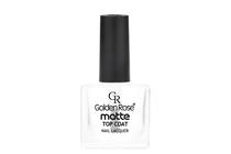 Лак за нокти и лакочистители » Лак за нокти Golden Rose Matte Topcoat