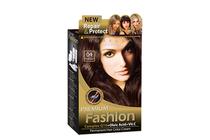 Бои за коса и оцветяващи продукти » Боя за коса Rubelia Premium Fashion, 04 Chestnut