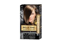 Бои за коса и оцветяващи продукти » Боя за коса Belle'Fine, 6.77 Chocolate Brown