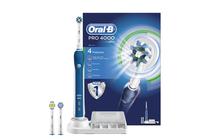 Четки за зъби » Четка за зъби Oral-B Braun Pro 4000 Cross Action