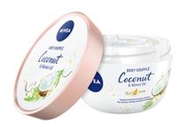 Лосиони, масла, кремове за тяло » Суфле за тяло Nivea Coconut & Monoi Oil