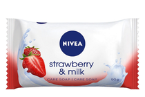 Сапуни » Сапун Nivea Strawberry & Milk Soap
