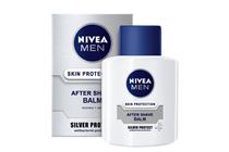 Афтършейв, лосиони и балсами за след бръснене » Балсам Nivea Men Silver Protect After Shave Balm