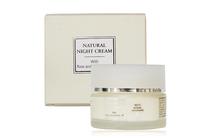 Нощни кремове за лице » Нощен крем Nature Vie Night Cream with Rose and Lavender Oil