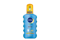 Козметика за защита от слънце » Спрей Nivea Sun Protect & Bronze Spray SPF 20