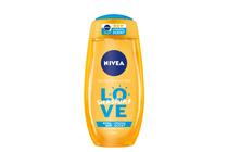 Душ гелове » Душ гел Nivea Love Sunshine