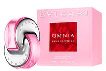 Дамски парфюми - оригинални » Парфюм Bvlgari Omnia Pink Sapphire, 40 ml