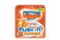 Ножчета и аксесоари за бръснене » Ножчета Gillette Fusion Power, 8-Pack