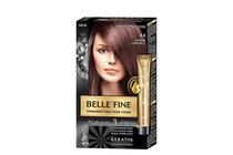 Бои за коса и оцветяващи продукти » Боя за коса Belle'Fine, 4.4 Copper Chestnut