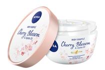 Лосиони, масла, кремове за тяло » Суфле за тяло Nivea Cherry Blossom & Jojoba Oil