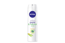 Дезодоранти » Дезодорант Nivea Pure & Natural Action Jasmine Scent