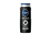 Душ гелове за мъже » Душ гел Nivea Men Active Clean Shower Gel, 500 ml