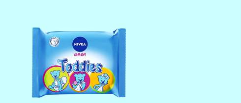 Мокри кърпички<br>за бебета и деца