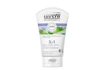 Козметика за почистване на лице » Гел-маска Lavera 3 in 1 Wash-Scrub-Mask
