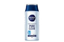 Шампоани за мъже » Шампоан Nivea Men Care Shampoo Pure Clean