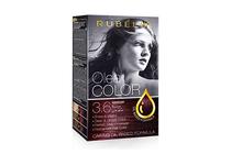 Бои за коса и оцветяващи продукти » Боя за коса Rubelia Olea Color, 3.6 Mahogany