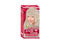 Бои за коса и оцветяващи продукти » Боя за коса Lady in Color Pro, 3 Platinum Blonde