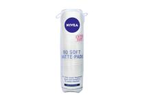 Козметика за почистване на лице » Козметични тампони Nivea Extra Soft