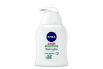 Кремове и лосиони за бебета и за деца » Лосион Nivea Baby Pure & Sensitive Wash Lotion