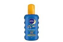 Слънчева защита за бебета и деца » Спрей Nivea Sun Kids Moisturising Spray SPF 50+