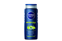 Душ гелове за мъже » Душ гел Nivea Men Energy Shower Gel, 500 ml
