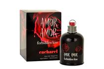 Дамски парфюми - оригинални » Парфюм Cacharel Amor Amor Forbidden Kiss, 100 ml