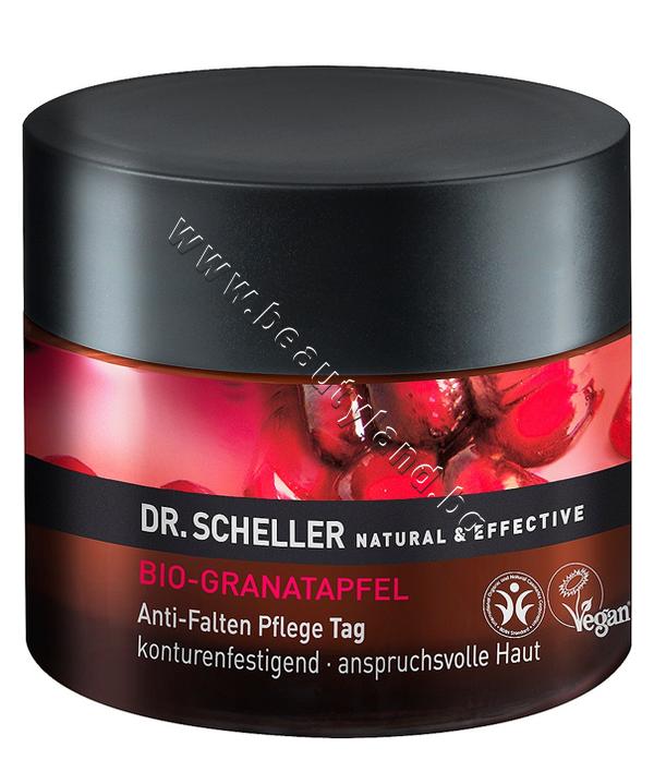 © Крем Dr. Scheller Organic Pomegranate Anti Wrinkle Care..