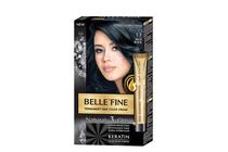 Бои за коса и оцветяващи продукти » Боя за коса Belle'Fine, 1.1 Blue Black