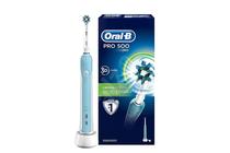 Четки за зъби » Четка за зъби Oral-B Pro 500 3D White