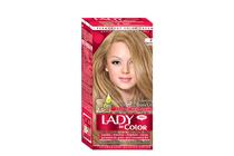 Бои за коса и оцветяващи продукти » Боя за коса Lady in Color Pro, 2 Blonde