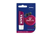 Балсами и стикове за устни » Балсам за устни Nivea Blackberry Shine