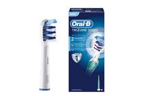 Четки за зъби » Компактна глава Oral-B TriZone