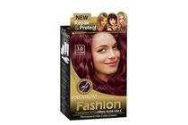 Бои за коса и оцветяващи продукти » Боя за коса Rubelia Premium Fashion, 3.6 Ruby Red