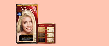 Бои за коса и<br>оцветяващи продукти