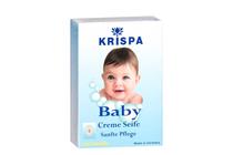 Сапуни и душ гелове за бебета и за деца » Сапун Krispa Baby Creme Seife mit Kamille